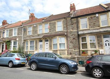 Thumbnail 3 bed terraced house for sale in Snowdon Road, Fishponds, Bristol