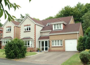 Thumbnail 5 bed property to rent in Fernlea, Bearsden