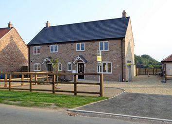 Thumbnail 3 bed semi-detached house for sale in Low Road, Wretton, Kings Lynn