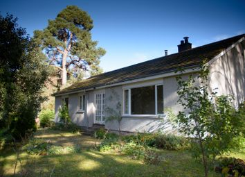 Thumbnail 3 bed detached bungalow for sale in Rannoch, Pitlochry