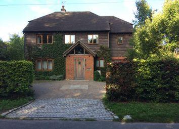 Thumbnail 4 bed detached house to rent in Horsebridge Road, Broughton, Stockbridge