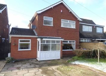 Thumbnail 4 bed detached house for sale in Atkins Way, Burbage, Hinckley