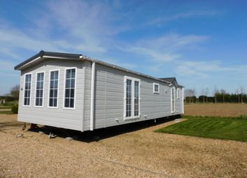 Thumbnail 3 bed mobile/park home for sale in Heron Cottage Park, Frostley Gate, Holbeach
