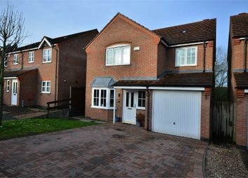 Thumbnail 4 bedroom detached house for sale in Leander Close, Sutton-In-Ashfield, Nottinghamshire