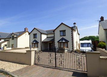 Thumbnail 4 bed detached house for sale in Parc-Y-Ffynnon, Dwrbach, Fishguard
