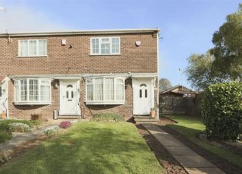 Thumbnail 2 bed town house for sale in Wymondham Close, Arnold, Nottingham