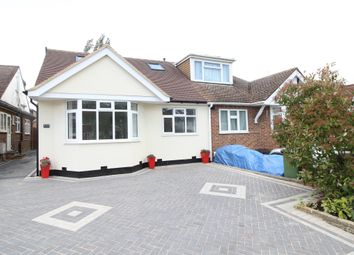 Thumbnail 4 bed semi-detached bungalow for sale in Dugdale Hill Lane, Potters Bar