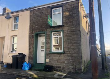 Thumbnail 1 bed end terrace house for sale in Margaret Street, Merthyr Tydfil
