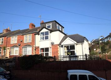 Thumbnail 4 bed end terrace house for sale in Blatchcombe Road, Paignton, Devon