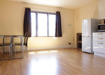 Thumbnail 1 bed flat to rent in Transom Square, London