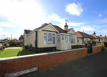 3 bed detached bungalow for sale in Oakwood Road, Rhyl, Denbighshire LL18