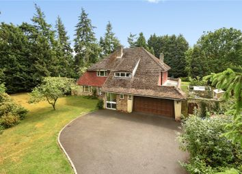 Thumbnail 4 bed detached house for sale in Park Road, Stoke Poges, Buckinghamshire
