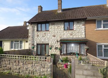 Thumbnail 3 bed terraced house for sale in Bincombe Rise, Weymouth
