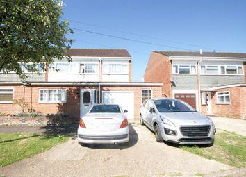 Thumbnail 4 bed semi-detached house for sale in Oakdene, Gosport