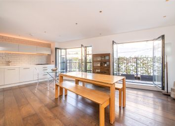 Thumbnail 2 bed flat for sale in Hatton Place, London