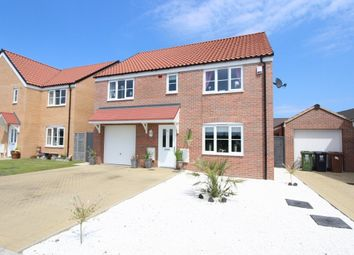 Thumbnail 5 bed detached house for sale in Howards Way, Bradwell