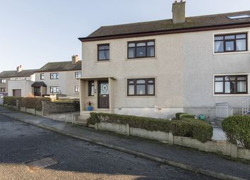 Thumbnail 3 bed end terrace house for sale in Garden Crescent, Gardenstown, Banff, Aberdeenshire