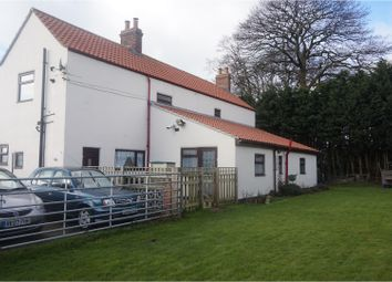 Thumbnail 4 bed cottage for sale in Selby Road, Camblesforth