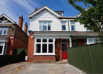 Thumbnail 4 bed semi-detached house for sale in Church Lane, Scartho, Grimsby
