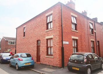 Thumbnail 3 bedroom end terrace house for sale in Widdows Street, Leigh, Lancashire