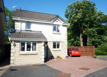 Thumbnail 4 bed detached house for sale in Calderside Grove, Calderwood, East Kilbride
