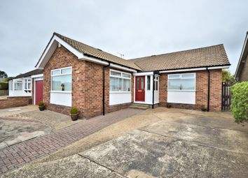 Thumbnail 2 bedroom detached bungalow for sale in Nelson Drive, Hunstanton