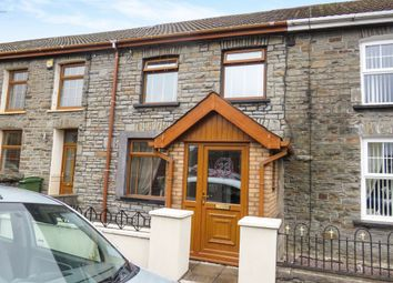 Thumbnail 3 bed terraced house for sale in Llantrisant Road, Tonyrefail, Porth