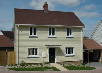 Thumbnail 3 bedroom detached house for sale in Peacocke Way, Rye