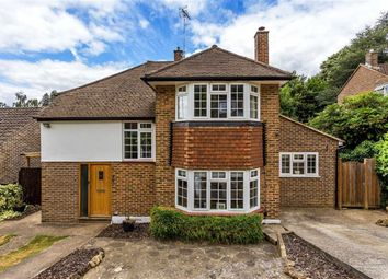 Thumbnail 4 bed detached house for sale in Woodland Rise, Oxted, Surrey