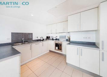 Thumbnail 4 bedroom flat to rent in Lombard Road, London