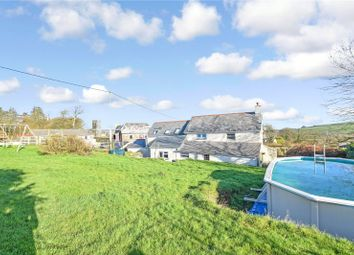 Thumbnail 5 bed detached house for sale in Tresmeer, Launceston