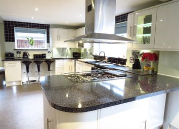 Thumbnail 5 bedroom detached house for sale in St. Boswells Close, Hailsham