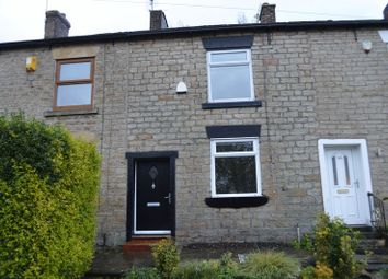 Thumbnail 2 bed terraced house to rent in Mottram Old Road, Hyde