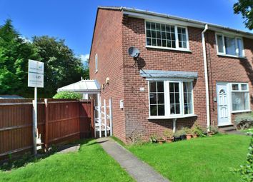 Thumbnail 2 bed semi-detached house to rent in Burdock Close, Oakwood, Derby