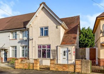 Thumbnail 2 bedroom end terrace house for sale in Kenmuir Crescent, Northampton, Northamptonshire