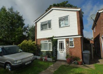 Thumbnail 3 bed detached house for sale in Osprey Road, Flitwick, Bedford, Bedfordshire