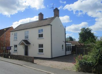 Thumbnail 4 bed detached house for sale in Low Street, North Wheatley, Retford