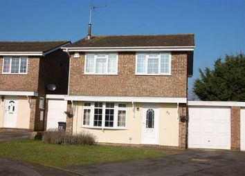 Thumbnail 3 bed detached house for sale in Woodrush Way, Moulton Leys, Northampton