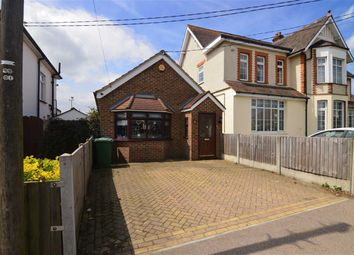 Thumbnail 3 bed bungalow for sale in Lampits Hill, Corringham, Essex