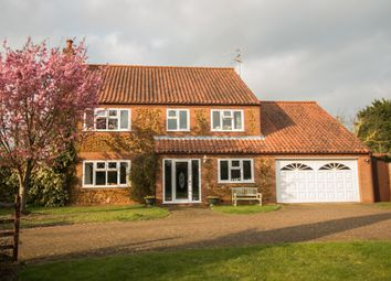 Thumbnail 4 bed detached house for sale in Low Road, King's Lynn, Norfolk