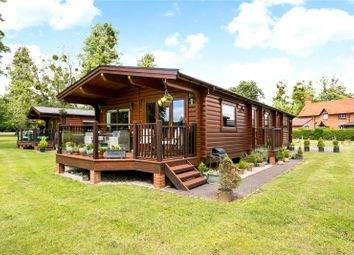 Thumbnail 3 bedroom detached bungalow for sale in Manor View, Harleyford, Marlow, Buckinghamshire