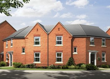 "Thumbnail 3 bed semi-detached house for sale in ""Fairway"" at Wellfield Way, Whitchurch"