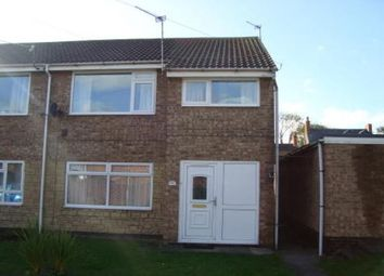 Thumbnail 1 bed flat to rent in Old Way, Hathern