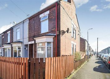 Thumbnail 2 bed terraced house for sale in Park Gr, Wynburg Street, Hull, East Yorkshire
