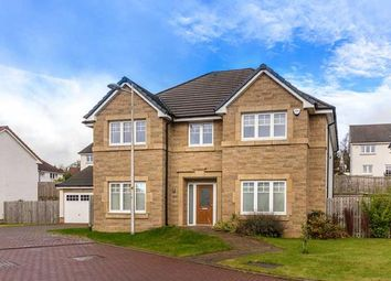 Thumbnail 5 bed detached house to rent in Norman Macleod Crescent, Bearsden, Glasgow