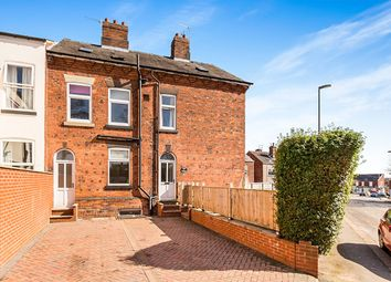 Thumbnail 4 bed semi-detached house for sale in West Street, Chesterfield