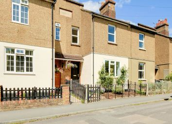 Thumbnail 3 bed terraced house for sale in Woodlands Road, Epsom