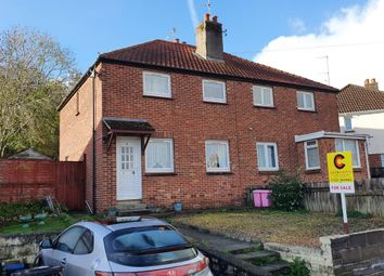 Thumbnail 3 bed semi-detached house for sale in Brownhills Road, Newton Abbot