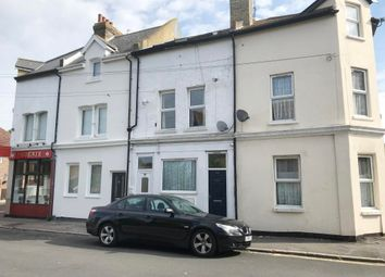 Thumbnail 1 bed block of flats for sale in 76 Canterbury Road, Folkestone, Kent