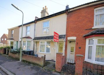 Thumbnail 3 bedroom terraced house for sale in Norman Road, Gosport